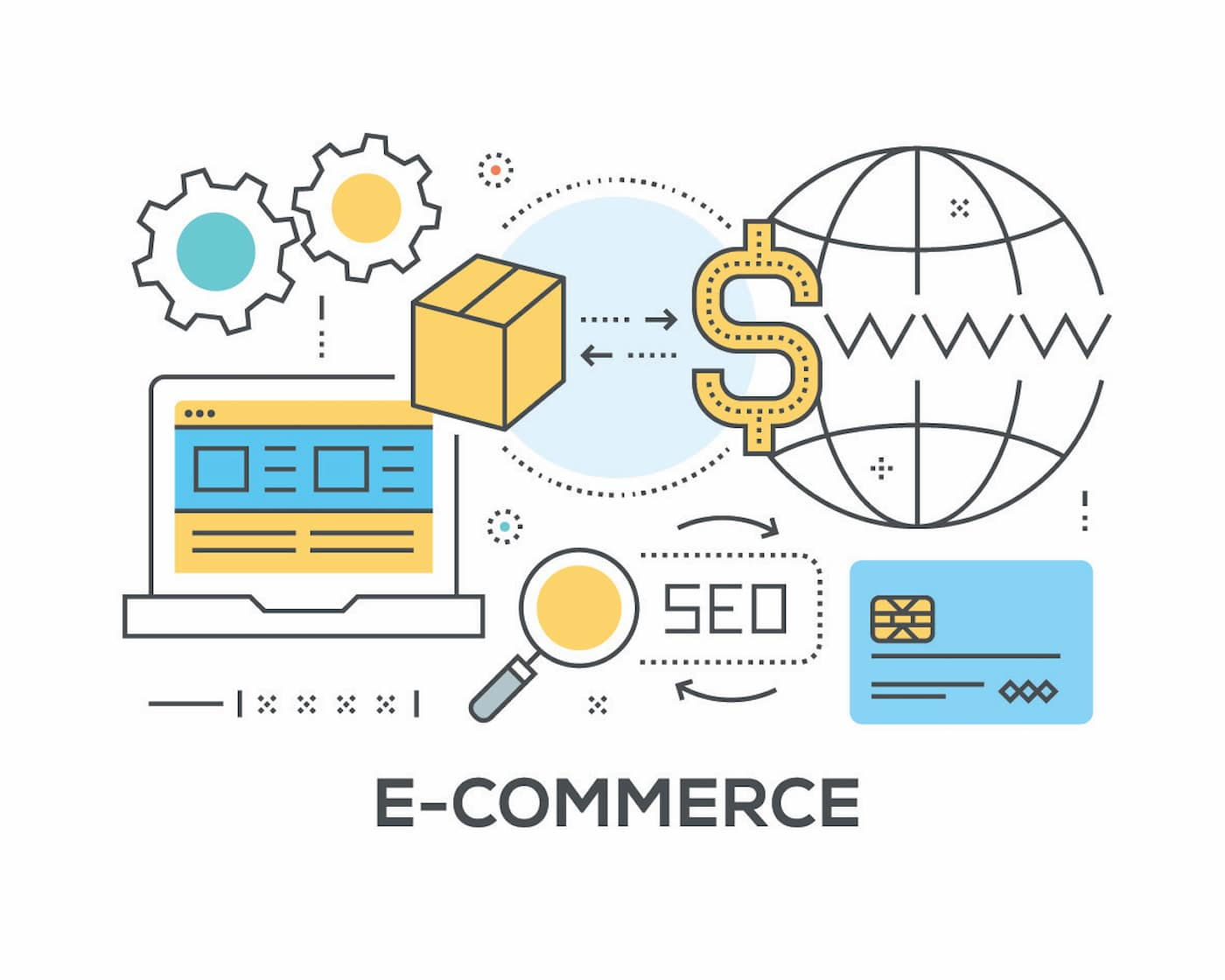 Featured image for SEO and E-Commerce, Things to Consider