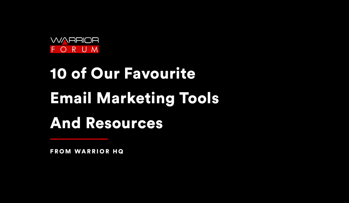 Featured image for 10 Of Our Favourite Email Marketing Tools and Resources