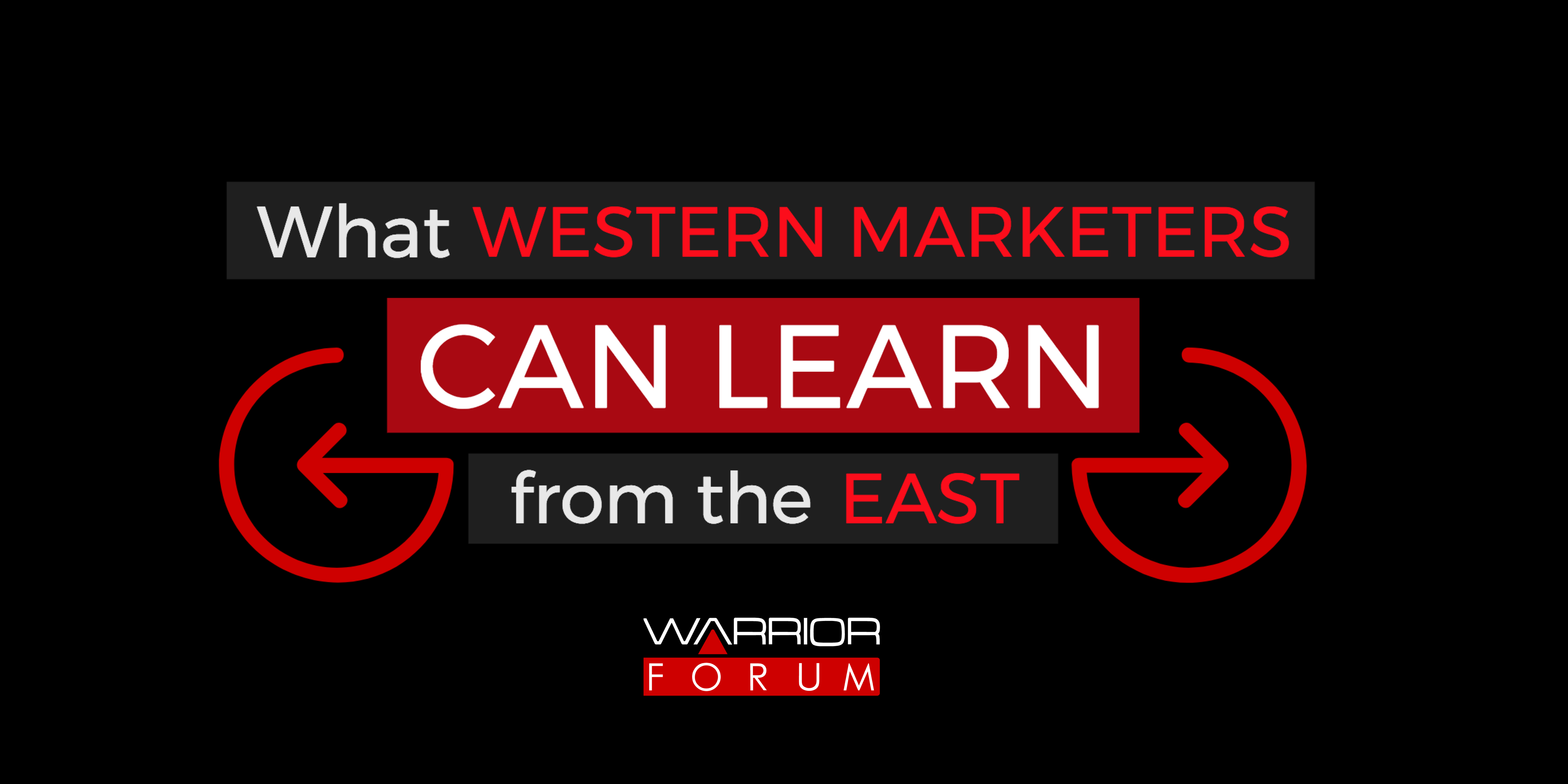 Featured image for What Western Marketers Can Learn From The East