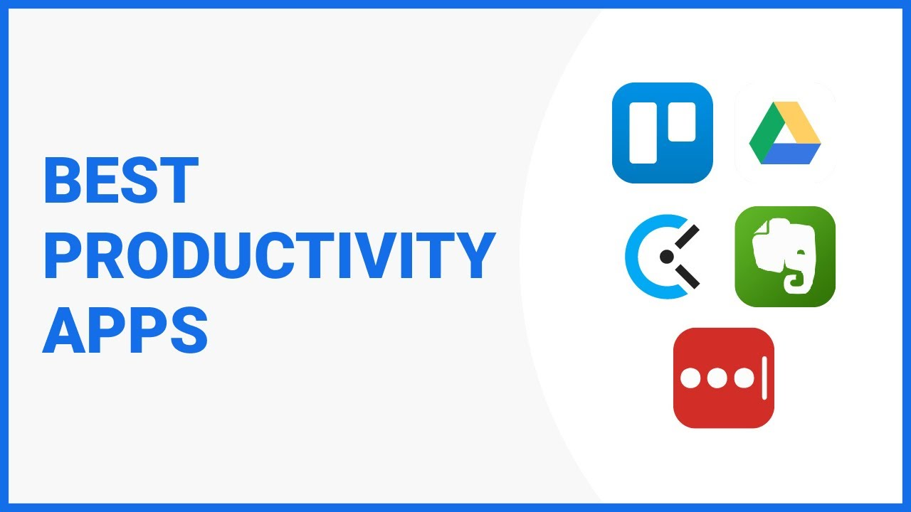 Featured image for Five productivity apps every marketer must have this 2021