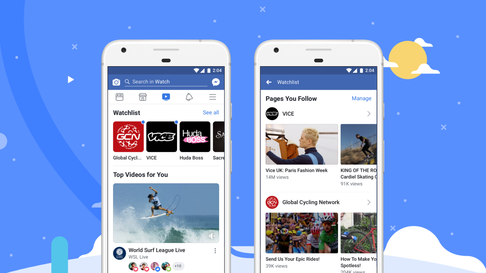 Featured image for Facebook Launching Paid Subscription Services for Watch Shows